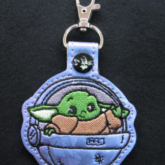 Keychains / Backpack tags